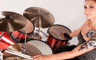 Топ 9 самых знаменитых барабанщиц