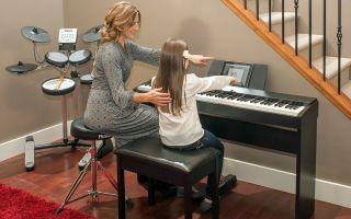 Как выбрать электронное пианино для успешных занятий
