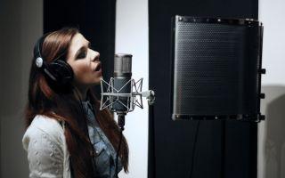 Как записывают песни в студии