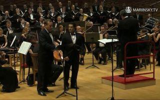 Известные хоры из опер верди