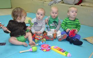Как вести музыкальные занятия с детьми ясельного возраста