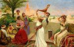 Арабский фольклор – зеркало востока