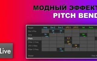 Преобразование аудио в midi в ableton