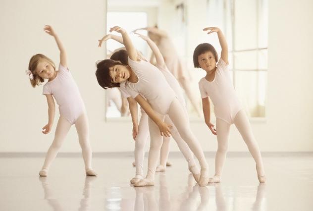 Ритмика для детей не урок, а одно удовольствие