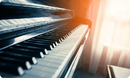 Простые аккорды для пианино
