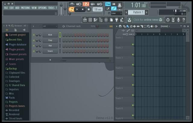 Как пользоваться fl studio?
