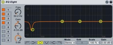 Ableton spectrum-узри частоты звука!