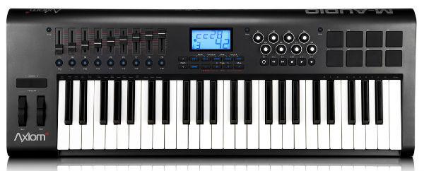 Akai professional advance keyboards: нечто большее