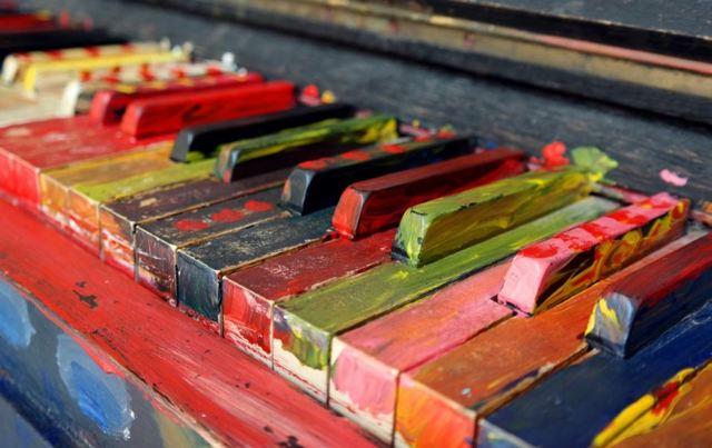 Музыка и цвет: о феномене цветного слуха