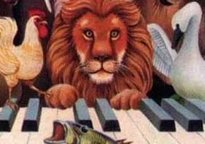 Слушаем «карнавал животных» с ребёнком