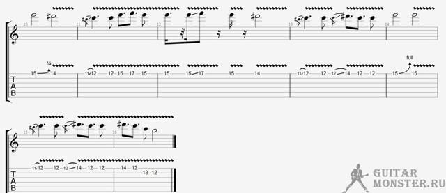 Как играть блюз на гитаре – импровизация и приемы
