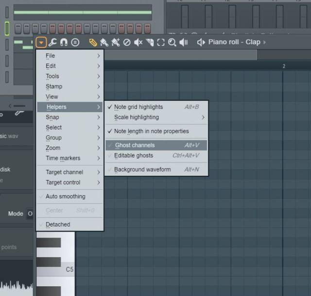 Fl studio - знакомство с piano roll