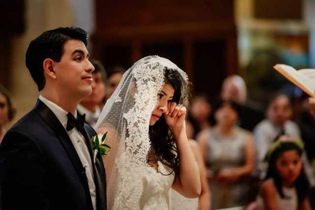 Плач невесты: девка не плачет? Неблагодарная!