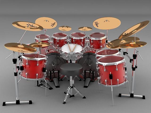 Как научится играть на барабанах?
