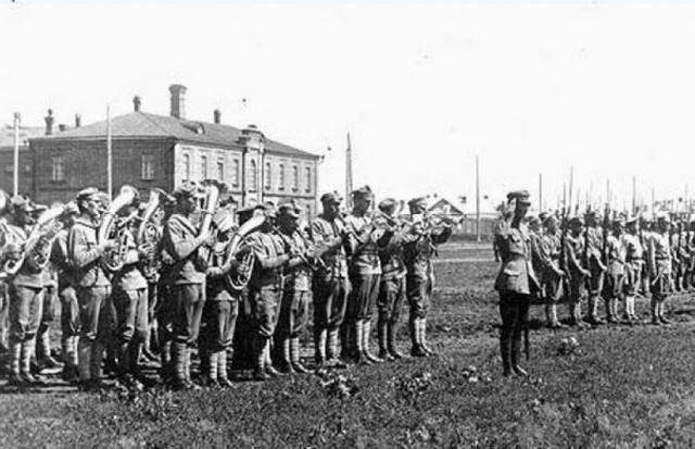 Песни о гражданской войне: такое не забывается
