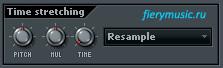 Sampler — встроенный сэмплер в fl studio