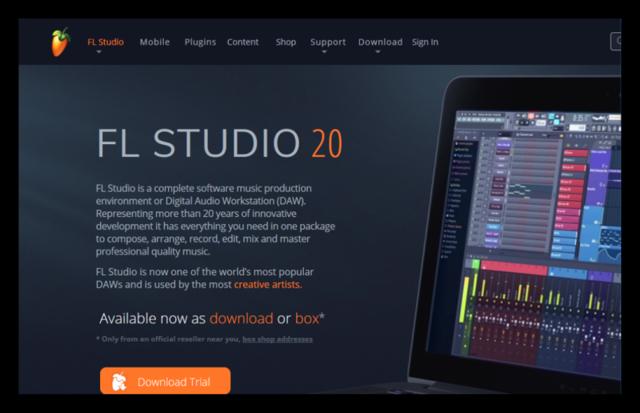 Настройка fl studio 20