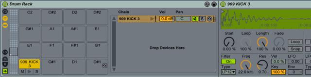 Drum rack — стойка ударных