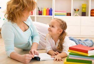 Как выучить с ребёнком стихотворение?
