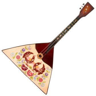 Кроссворд на тему русские народные музыкальные инструменты