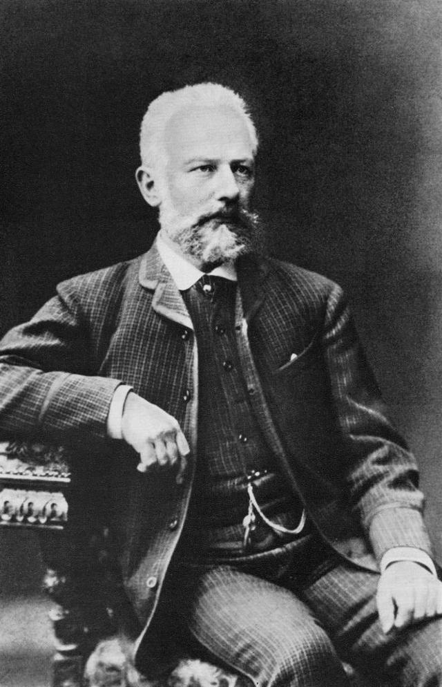 Какие оперы написал Чайковский?