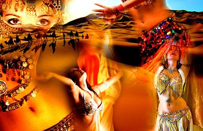 Как вскружить голову танцем? Виды восточных танцев