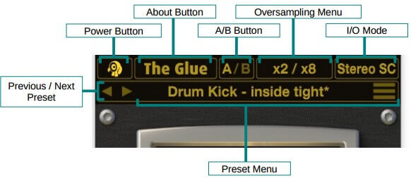 Ableton glue compressor — красиво склеить!