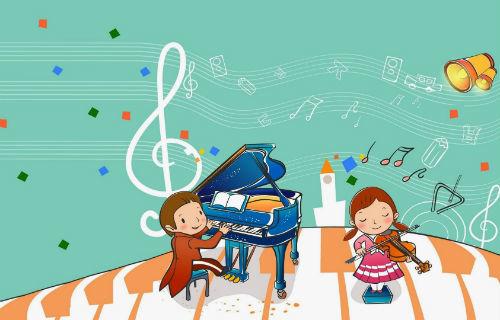Детские музыкальные произведения