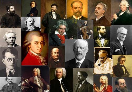 Самые известные классические музыкальные произведения
