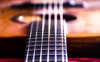 Как подобрать струны для гитары?