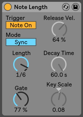 Midi-effect scale: тональность автоматом
