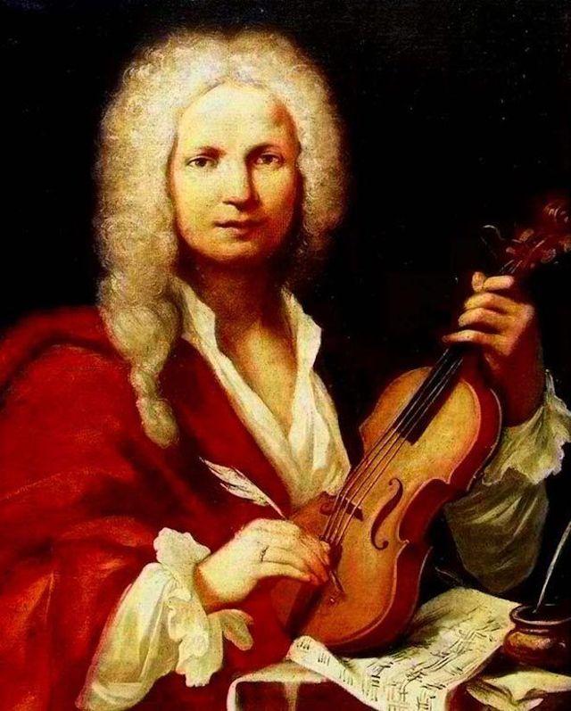 Великие композиторы классической музыки