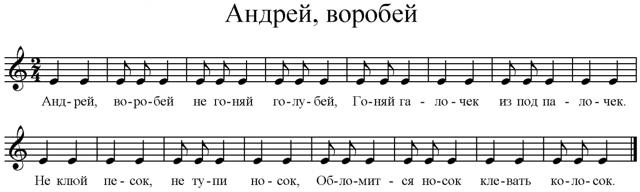 Виды музыкальных игр